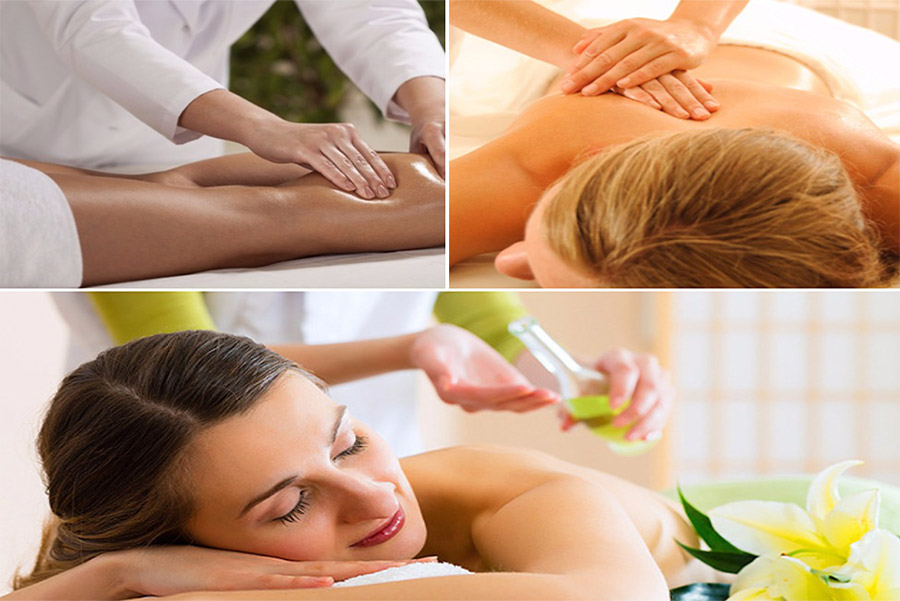 Western Massage in Dehradun